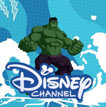Disney Channel Motion Graphics