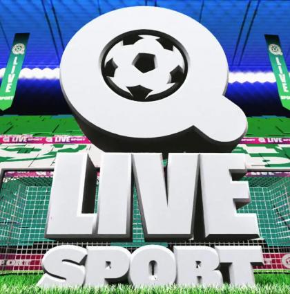 Q Live Sport quiz app intro