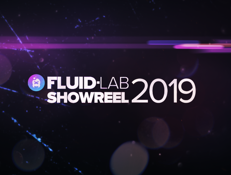 The Fluid-Lab Showreel 2019