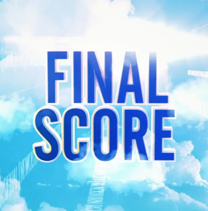 BBC – Final Score Title animation