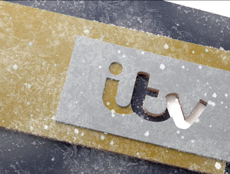 ITV Xmas Endcards & Break Bumbers 2019