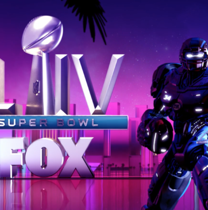 Super Bowl 2020 TV opener
