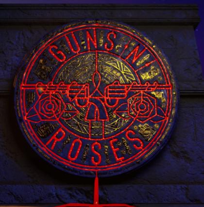 Guns & Roses Tour opener